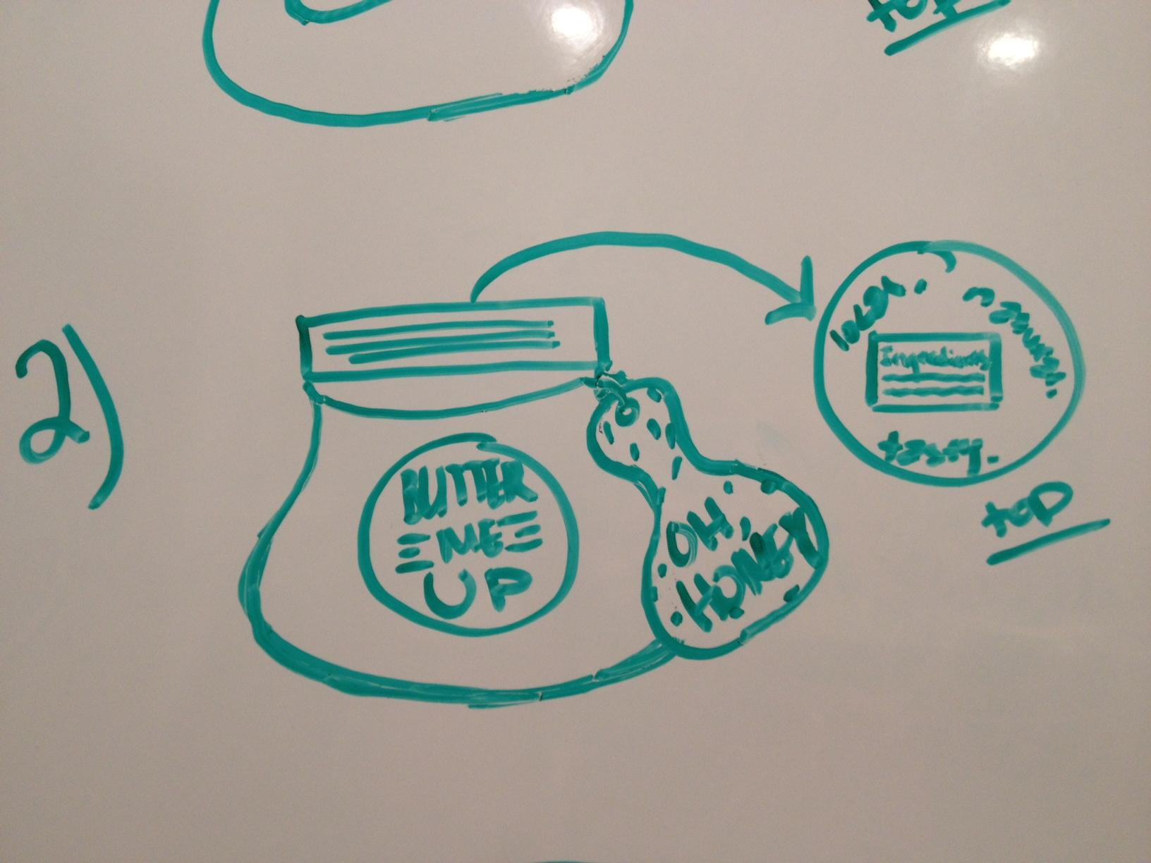 Peanut Butter Packaging - image 20 - student project