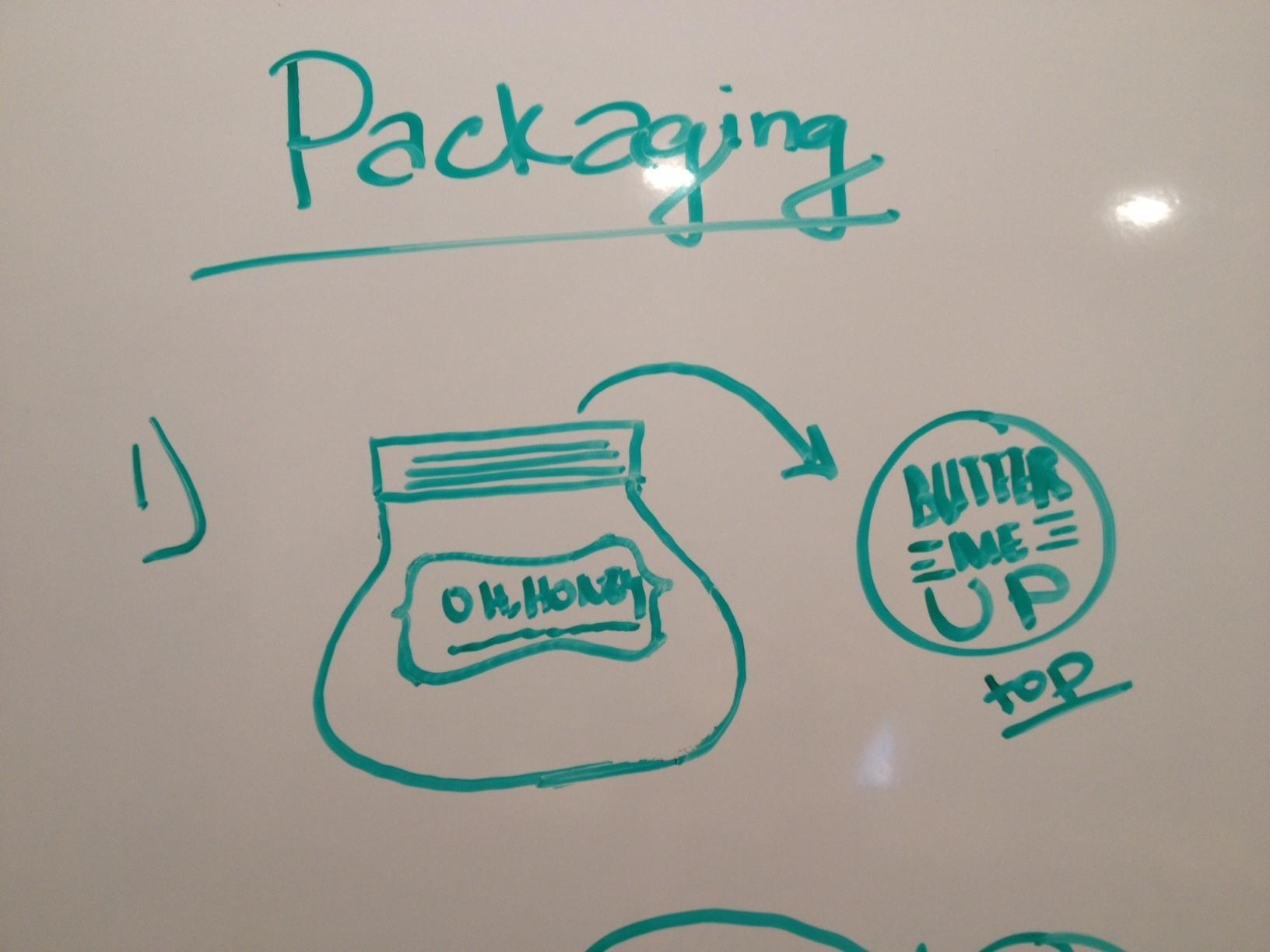 Peanut Butter Packaging - image 19 - student project