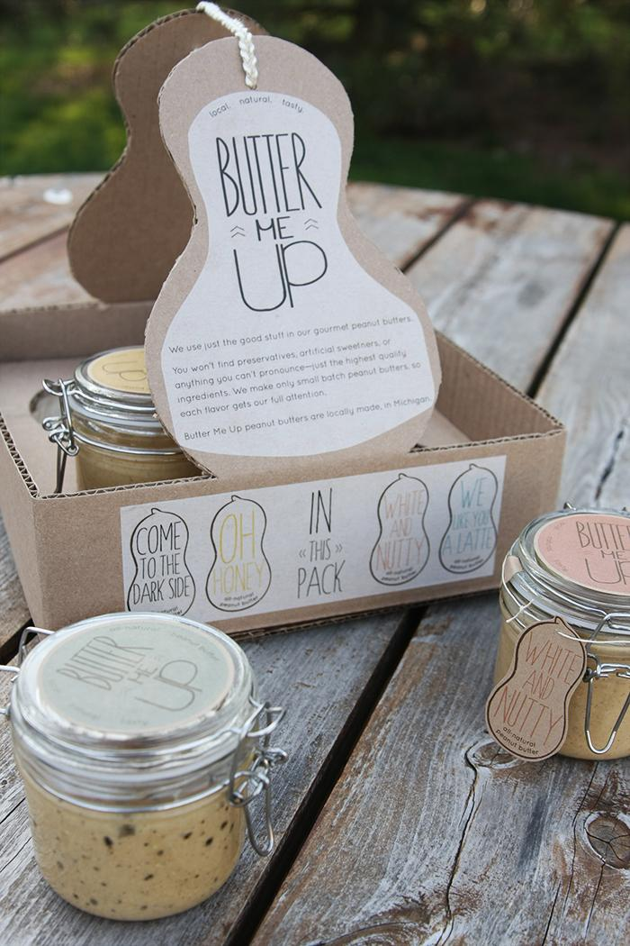 Peanut Butter Packaging - image 3 - student project