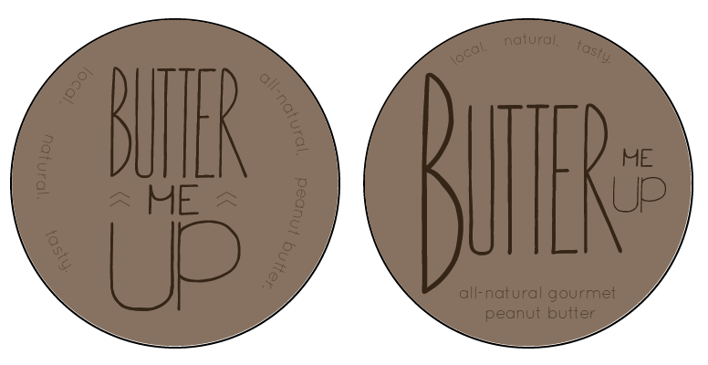Peanut Butter Packaging - image 10 - student project