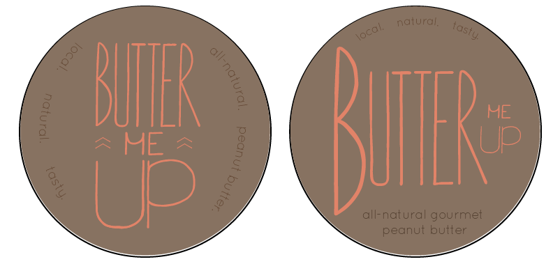 Peanut Butter Packaging - image 12 - student project