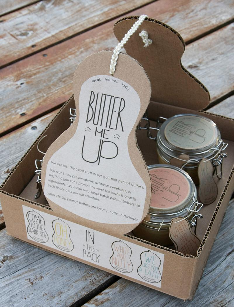 Peanut Butter Packaging - image 5 - student project