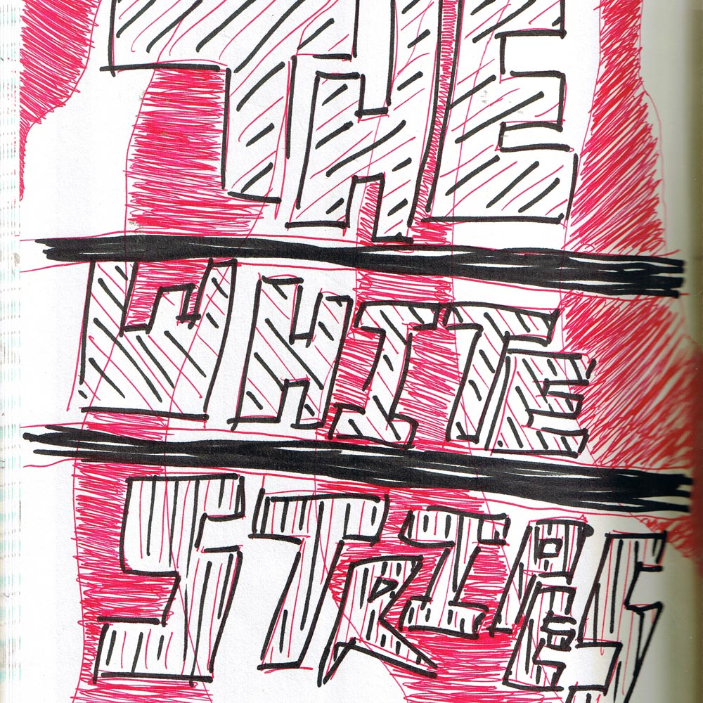 The White Stripes - image 4 - student project