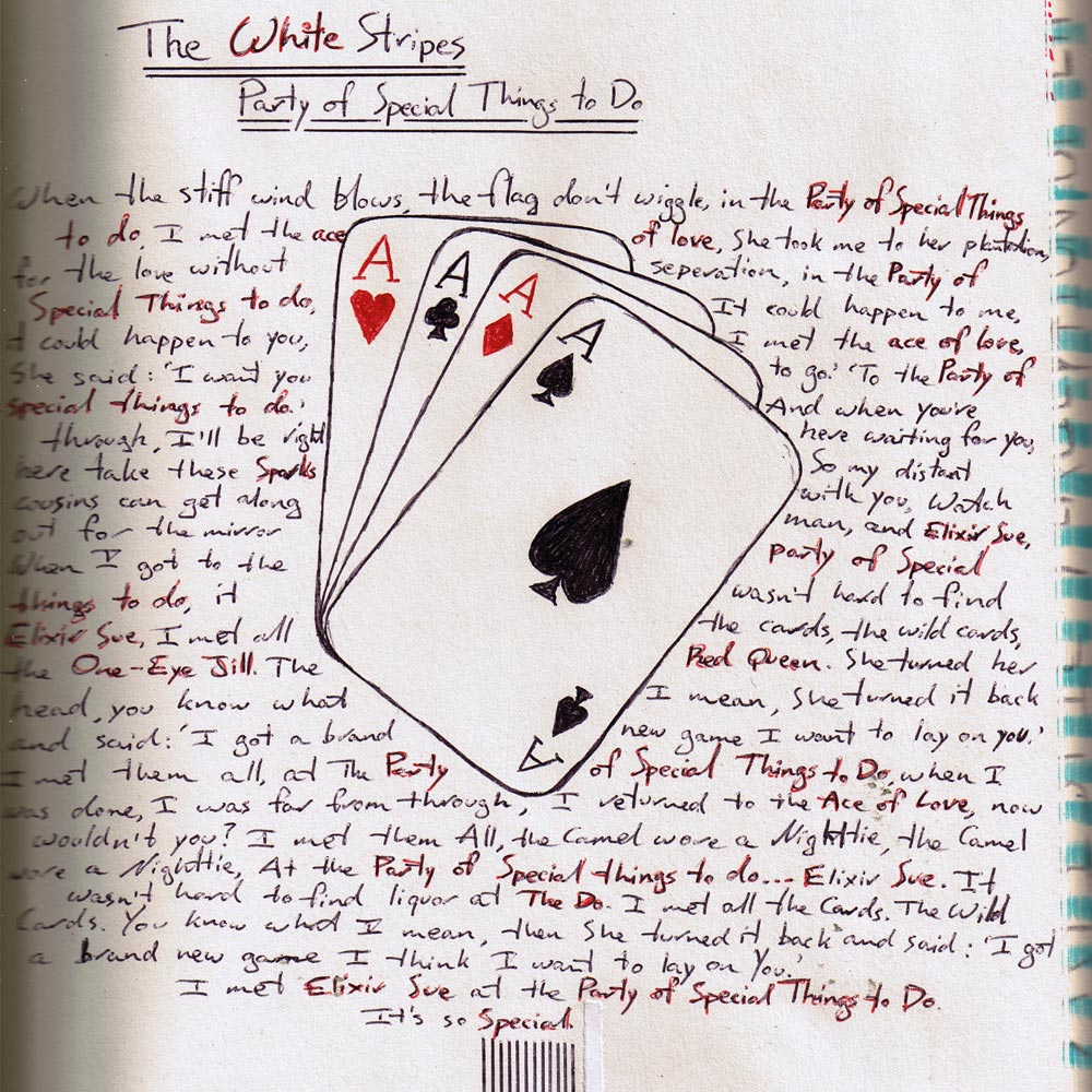 The White Stripes - image 6 - student project