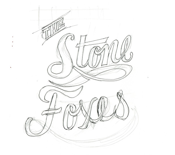 The Stone Foxes - A Homecoming Poster - image 11 - student project