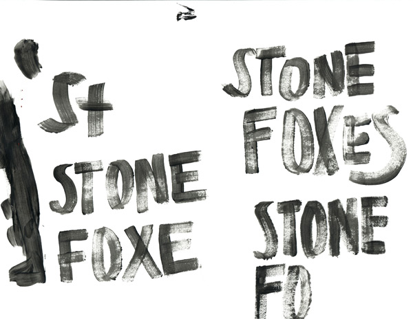 The Stone Foxes - A Homecoming Poster - image 13 - student project