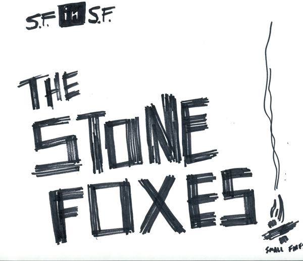 The Stone Foxes - A Homecoming Poster - image 12 - student project