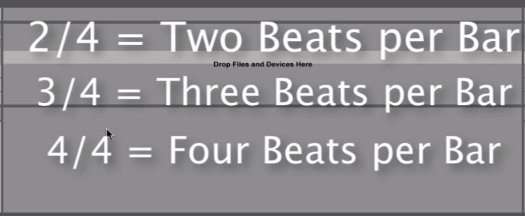 how to create beats using garageband