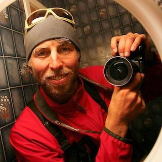 Self portrait - Brian Mohr - Arctic Norway