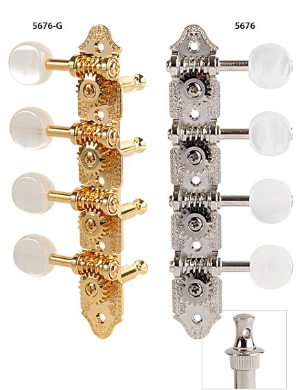 Grover mandolin style 309 tuners