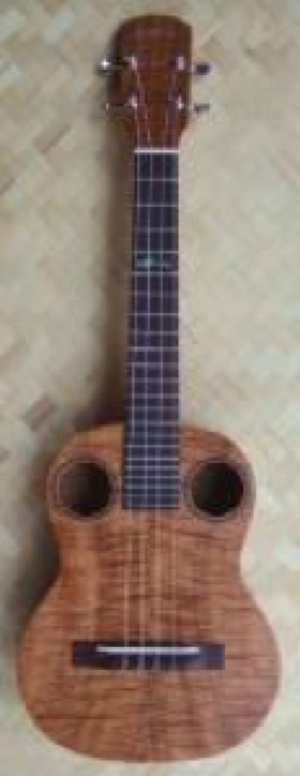 custom ukulele, keola beamer
