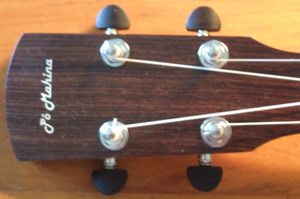 custom ukulele, hawaiian koa