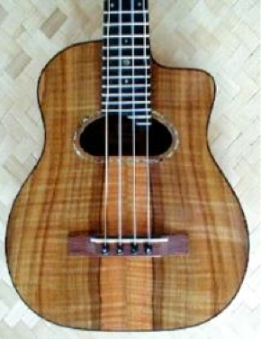 custom ukulele, jazz