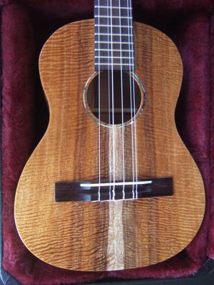 custom ukulele, kaliko