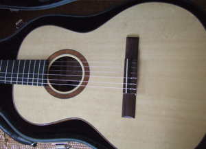 hawaiian custom guitar, owana salazar model