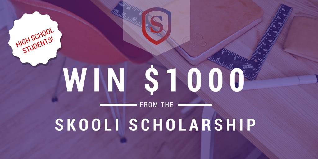Skooli Scholarship