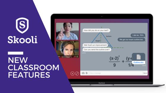 skooli online classroom