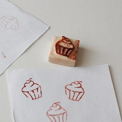 Как изготовить своими руками штамп