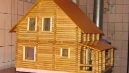 Казковий будиночок для ляльок