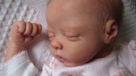 Реалистичная кукла реборн Maisie