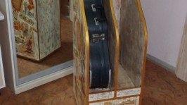 Шкаф-подставка для гитар