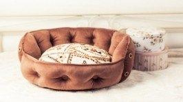 Лежак для собак «Nobel»