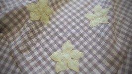 Скатертина з серветками «Весна в стилі кантрі»