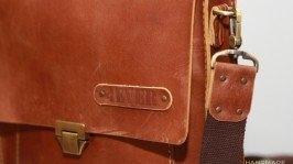 «Кожаная сумка-рюкзак 4EVER»