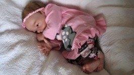 «Реалистичная кукла младенец реборн Мила »