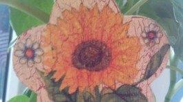 Опора для цветов «Цветочек»