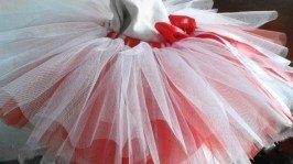 «юбка красное солнце»