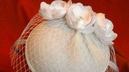 Капелюшок «Весільний»