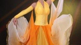 «Sunrise» Бальное платье стандарт.
