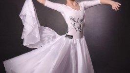 Танцевальный костюм ручной работы. «Princess».