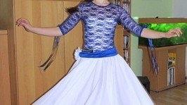 Платье для бальных танцев Для Евы