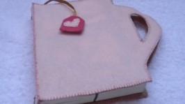 «Фетрова обкладинка на книжку»