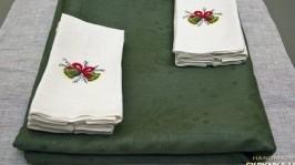 «Різдв′яні дзвіночки» столовий комплект