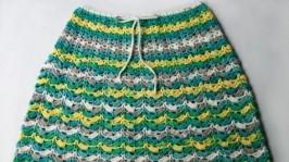 «Лето» детская юбка