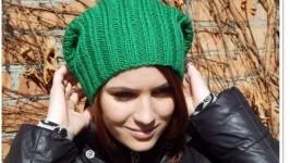 «Шапочка Green Apple»