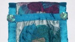 «Візитниця текстильна»