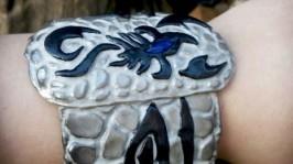Мужской браслет «Царь скорпионов»