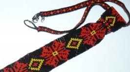 Галстук«Хризантема»