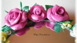 «Зеркало с цветами»