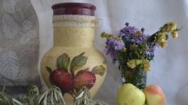 Кувшин, глечик «фрукты»