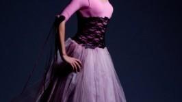 Платье для бальных танцев (стандарт) Tender flower