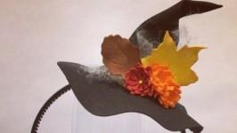«Шляпка» на ободке
