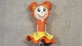«Кукла на ручку» 10