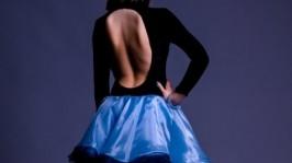 Платье для бальных танцев (латина) Elegance Style