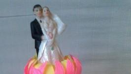 «Конфетный торт Свадебный»