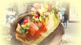 «Венок Осенняя фантазия»